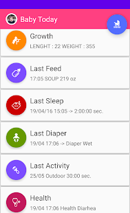 Baby Tracker & Care 9.4 Screenshots 2