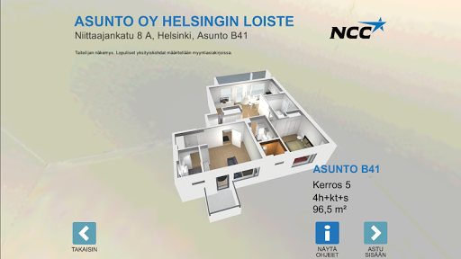 NCC Helsingin Loiste screenshots 3
