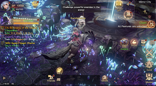 Dark Nemesis: Infinite Quest screenshots 5