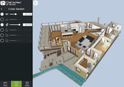 3D Viewer by Chief Architect 20.0.0 MOD + APK + DATA Download 3