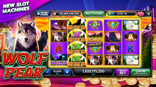 Show Me Vegas Slots Casino Free Slot Machine Games  screenshots 19