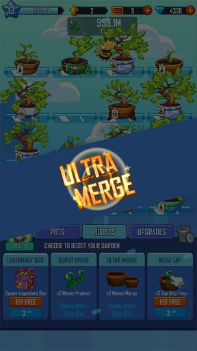 Merge Money - I Made Money Grow On Trees 1.6.3 screenshots 4