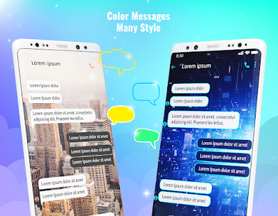 Led SMS - Color Messages