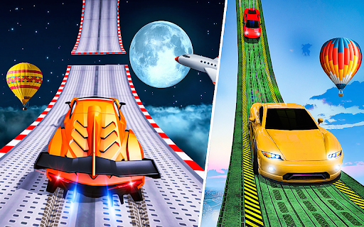 Mega Ramps Car Simulator u2013 Lite Car Driving Games 1.1 screenshots 8