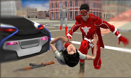 Super Flash Speed Star : Amazing Flying Speed Hero  screenshots 3