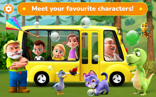 LooLoo Kids World: Learning Fun Games for Toddlers  screenshots 19