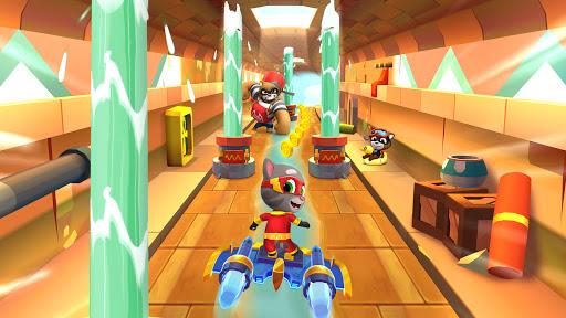 Talking Tom Hero Dash - Run Game 2.4.1.1397 Screenshots 7