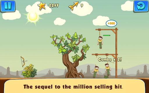 Gibbets 2: Bow Arcade Puzzle  screenshots 5