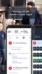 Turkish Airlines  Flight ticket , Full Apk Download 4