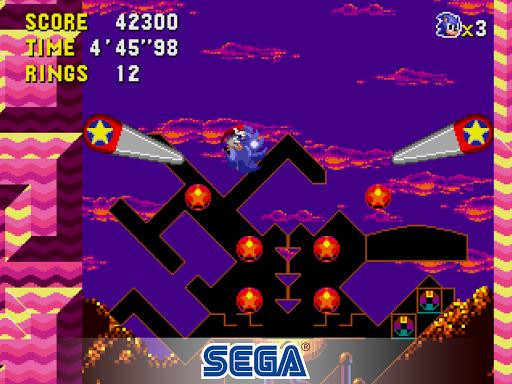 Sonic CD Classic  screenshots 12