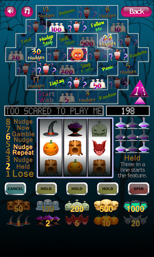 Spooky Slot Machine: Casino Slots Free Bonus Games 2.3.3 2