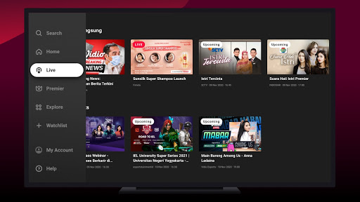 Vidio TV - Watch Video, TV & Live Streaming 1.35.0 Screenshots 4