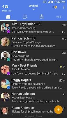 無料のメールアプリ - TypeApp - Email & Calendarのおすすめ画像4