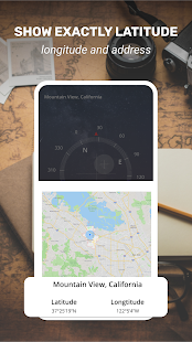 Compass free: directions app & compass real estate