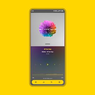 Aurora – Poweramp v3 Skin APK [PAID] Download 4