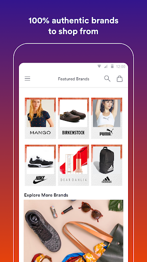 zilingo shopping screenshot 2