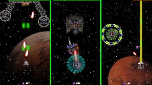 spaceship war game 2 apkdebit screenshots 6