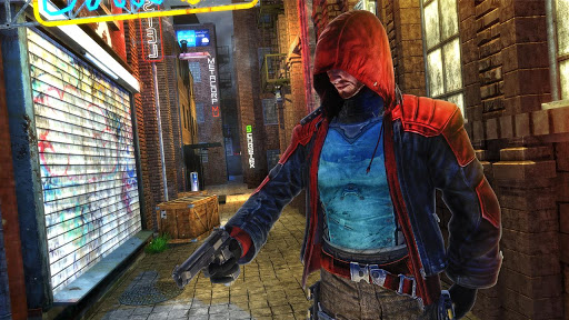 Incredible SuperHero Games : Crime City Gangster 1.40 screenshots 8
