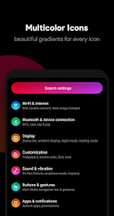 Liv Dark – Substratum Theme Mod Apk (Patcher) 7