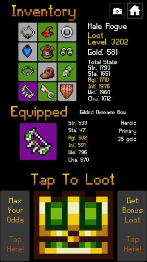 Amazing Loot Grind  screenshots 13