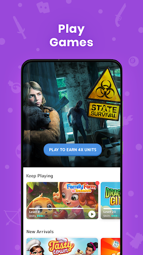 MISTPLAY: Rewards For Playing Games 5.15 Screenshots 1