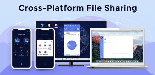Zapya - File Transfer, Share Apps & Music Playlist screen 0