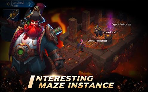 Infinite Heroesuff1aldle RPG game screenshots 11