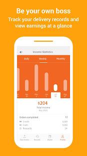 Lalamove Driver - Earn Extra Income 105.5.0 Screenshots 5