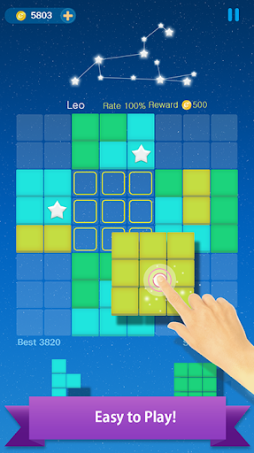 Block Puzzle Constellation; Mission 1.0.4 screenshots 10