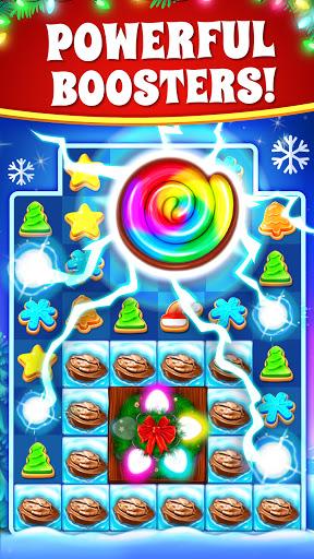 Christmas Cookie - Santa Claus's Match 3 Adventure 3.2.3 screenshots 2