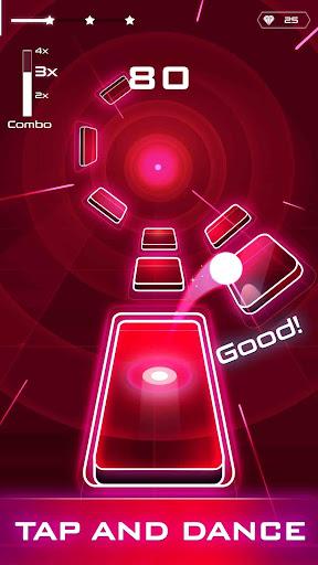 Magic Twist: Twister Music Ball Game 2.9.18 Screenshots 3