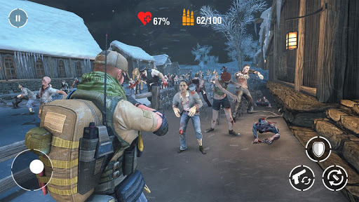 Télécharger Gratuit Call of Sniper Zombie: WW2 New Zombie Games 2020 APK MOD (Astuce) screenshots 2