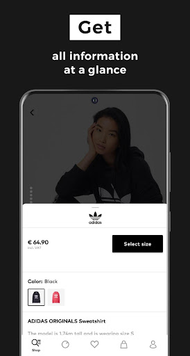 ABOUT YOU Online Fashion Shop apktram screenshots 7