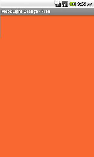 MoodLight Orange - Free For PC Windows (7, 8, 10, 10X) & Mac Computer Image Number- 5