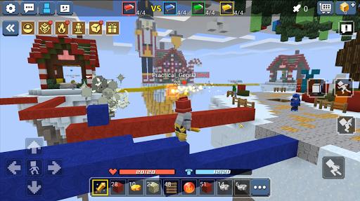 Code Triche Blockman Go Beta (Astuce) APK MOD screenshots 5