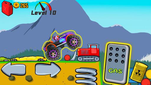 Kids Monster Truck  screenshots 12