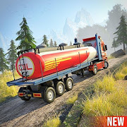 Offroad Oil Tanker Truck Driving Simulator Games