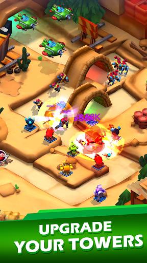Zombie Defense : Idle Game 1.6 screenshots 2
