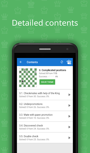 Mate in 1 (Chess Puzzles) 1.3.10 screenshots 5