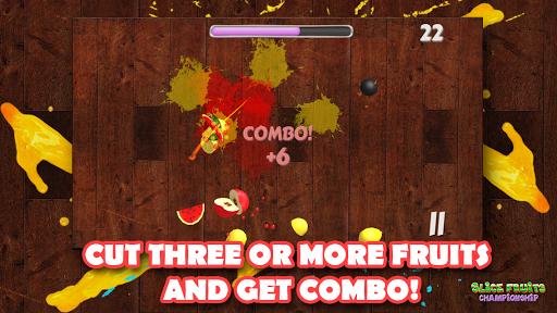 slice fruits championship screenshot 2