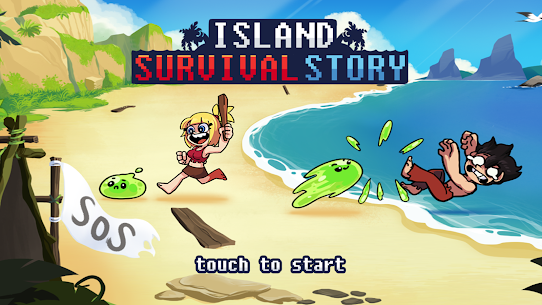 Island Survival Story Mod Apk (Enemy Don't Attack) 6