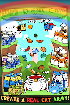 Kitty Cat Clicker - Hungry Cat Feeding Gameのおすすめ画像3