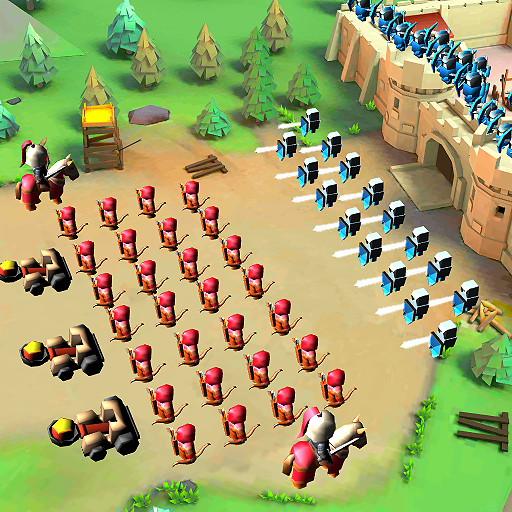 Empire Defense: Age of Stick War & Tower Defense