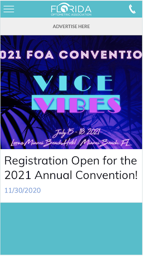 FOA Convention 1.5 Screenshots 1