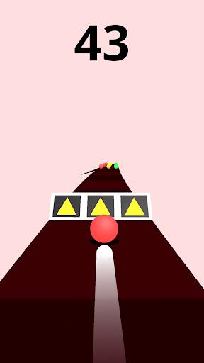 Color Road Apkfinish screenshots 2