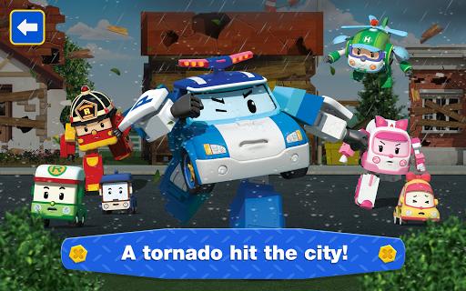 Robocar Poli: Builder! Games for Boys and Girls!  screenshots 17