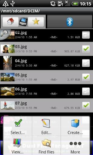 Bluetooth File Transfer 5.63 Screenshots 1