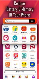 Download All Shopping apps & sites in one browser For PC Windows and Mac apk screenshot 2