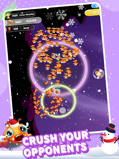 Fish Go.io - Be the fish king apktram screenshots 7