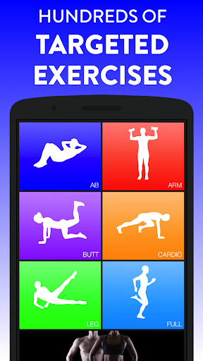 Daily Workouts Free - Home Fitness Workout Trainer 6.30 Screenshots 2